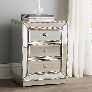 Willa Arlo Interiors Lester 3 Drawer Lingerie Chest