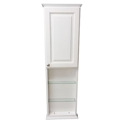 WG Wood Products Drexel Series 15.25'' x 37.5'' Surface Mount Medicine Cabinet