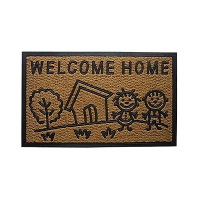 August Grove Epernay Welcome Home Doormat
