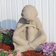 EMSCO Group Nature Statue; Sandstone