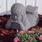 EMSCO Group Day Dreaming Statue; Granite