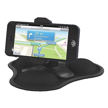 Clever Dash Max Automobile Portable Phone and GPS Mount Holder