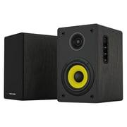 Thonet & Vander – Haut-parleur Bluetooth 300 W Kurbis, noir, paire (HK096-03556)