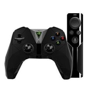 NVIDIA® SHIELD™ TV Streaming Media Player with Remote and Game Controller, Black (945128972500001)