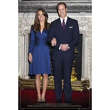 Frame USA 'Royal Engagement' Photographic Print Poster