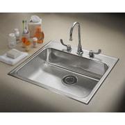 Just Manufacturing 18'' L x 32'' W Double Bowl Undermount Kitchen Sink