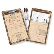 GoSports Basketball Coach's Reversible Whiteboard 11'' x 8.5''