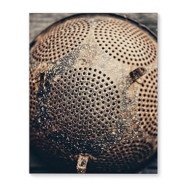 Ebern Designs 'Colander' Photographic Print on Wrapped Canvas; 20'' H x 16'' W