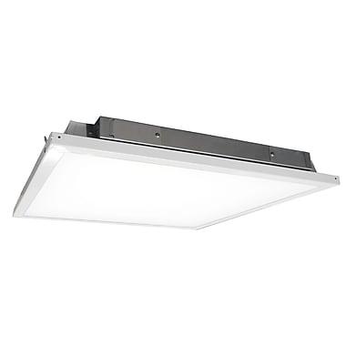 NICOR Lighting Troffer LED High Bay; 3500K