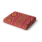 Bungalow Rose Georgeanna Woven Blanket; 50'' W x 60'' L