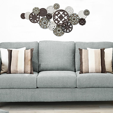 Bungalow Rose Medallion Cluster Wall D cor