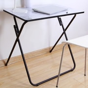 Rebrilliant Foldable Patio Camping Side Table