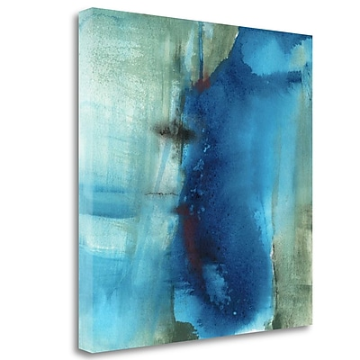 Tangletown Fine Art 'Another World I' Print on Wrapped Canvas; 35'' H x 35'' W