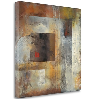 Tangletown Fine Art 'Within' Print on Wrapped Canvas; 35'' H x 35'' W