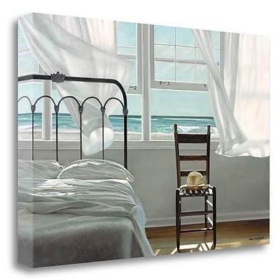 Tangletown Fine Art 'The Dream of Water' Photographic Print on Wrapped Canvas; 20'' H x 29'' W