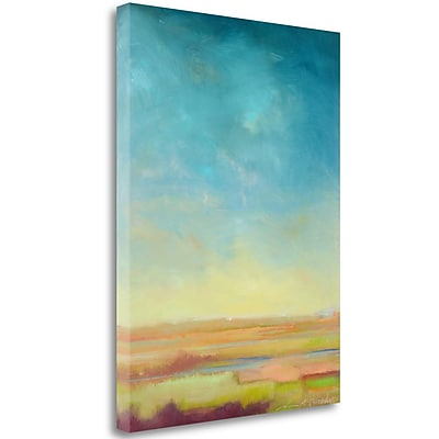 Tangletown Fine Art 'Day of Dreams' Print on Wrapped Canvas; 28'' H x 21'' W