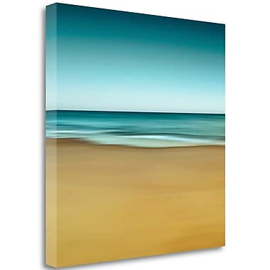 Tangletown Fine Art 'Montauk Moods' Graphic Art Print on Wrapped Canvas; 23'' H x 23'' W