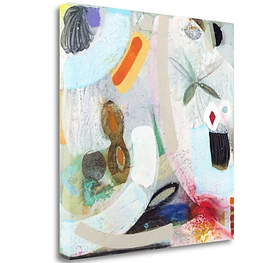 Tangletown Fine Art 'Changed My Mind 6' Print on Wrapped Canvas; 30'' H x 30'' W