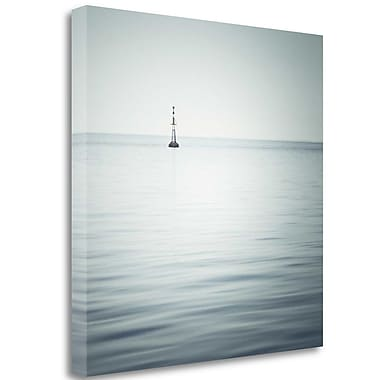 Tangletown Fine Art 'Inside a Ripple' Photographic Print on Wrapped Canvas; 29'' H x 29'' W