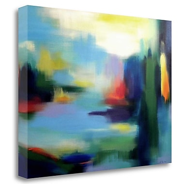 Tangletown Fine Art 'Color from Every View' Print on Wrapped Canvas; 30'' H x 40'' W