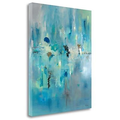 Tangletown Fine Art 'A Story to Tell' Print on Wrapped Canvas; 36'' H x 28'' W