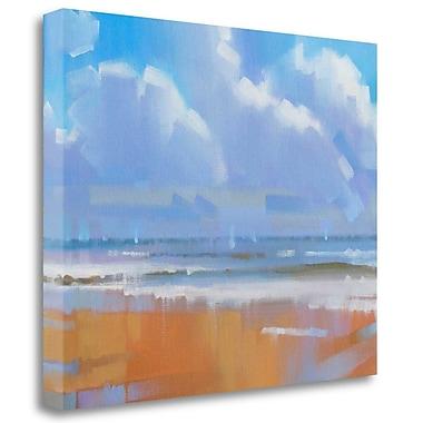Tangletown Fine Art 'Playa 15' Print on Wrapped Canvas; 23'' H x 28'' W