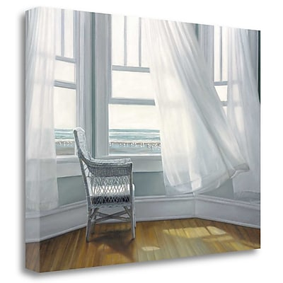 Tangletown Fine Art 'Waiting to Fly' Print on Wrapped Canvas; 21'' H x 28'' W