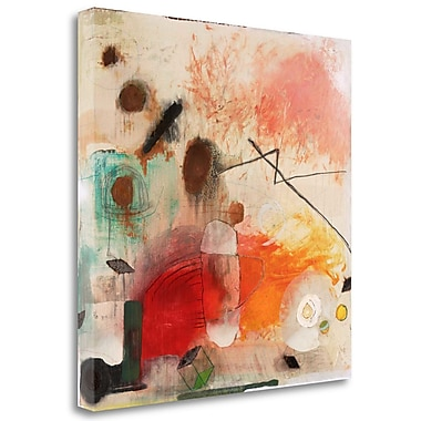 Tangletown Fine Art 'Changed My Mind 1' Print on Wrapped Canvas; 30'' H x 30'' W