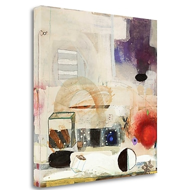 Tangletown Fine Art 'Changed My Mind 2' Print on Wrapped Canvas; 25'' H x 25'' W