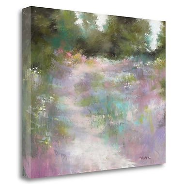 Tangletown Fine Art 'High Country' Print on Wrapped Canvas; 26'' H x 32'' W