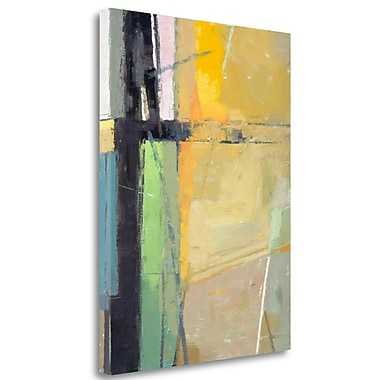 Tangletown Fine Art 'Woodlands No. 59' Print on Wrapped Canvas; 29'' H x 21'' W
