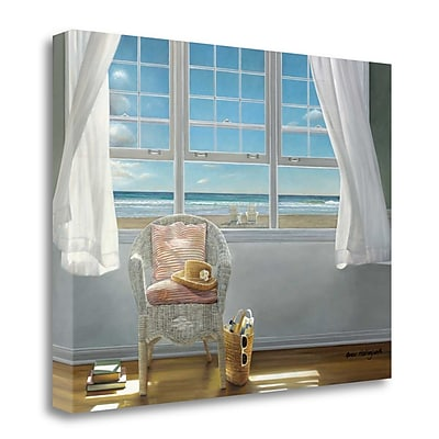 Tangletown Fine Art 'A Moments Peace' Photographic Print on Wrapped Canvas; 24'' H x 32'' W