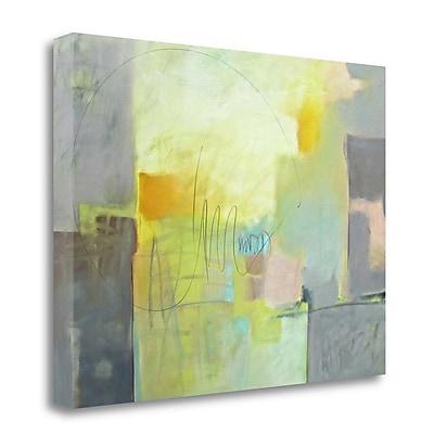 Tangletown Fine Art 'Echo II' Print on Wrapped Canvas; 18'' H x 24'' W