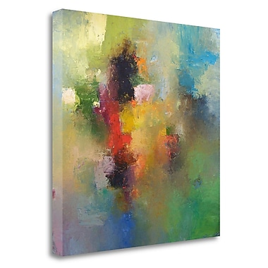 Tangletown Fine Art 'Montego Bay' Print on Wrapped Canvas; 26'' H x 26'' W