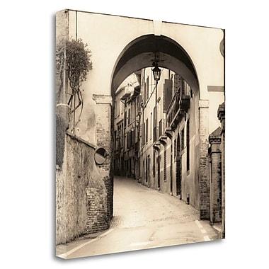 Tangletown Fine Art 'Asolo Veneto' Photographic Print on Wrapped Canvas; 20'' H x 20'' W