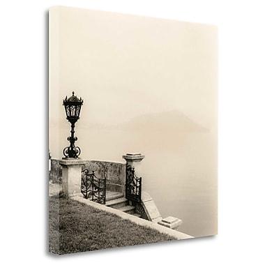 Tangletown Fine Art 'Tremezzo Lago di Como' Graphic Art Print on Wrapped Canvas; 23'' H x 23'' W