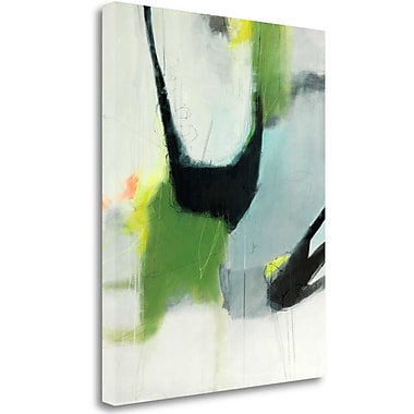 Tangletown Fine Art 'On the Edge' Print on Wrapped Canvas; 29'' H x 23'' W