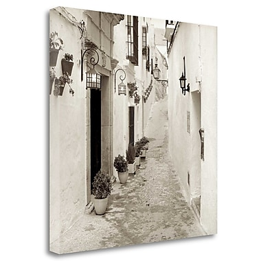 Tangletown Fine Art 'Espa a - 3' Photographic Print on Wrapped Canvas; 20'' H x 20'' W