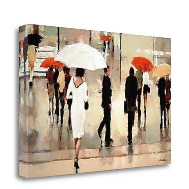 Tangletown Fine Art 'My Complex Heart' Print on Wrapped Canvas; 20'' H x 29'' W