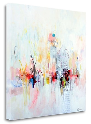 Tangletown Fine Art 'Count Your Blessings' Print on Wrapped Canvas; 20'' H x 20'' W