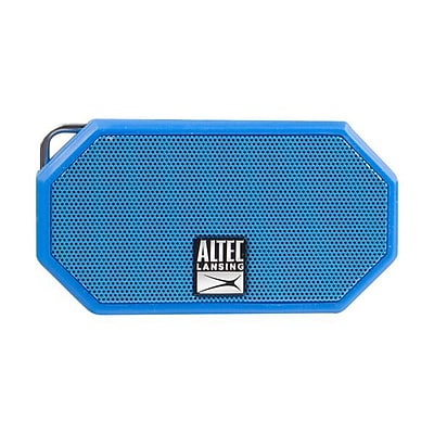 Altec Lansing Mini H20 Speaker Cobalt Blue