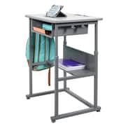Luxor (STUDENT-M) Student Desk - Manual Adjustable Desk