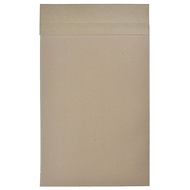 EcoEnclose 100% Recycled Kraft Mailer, 10.5