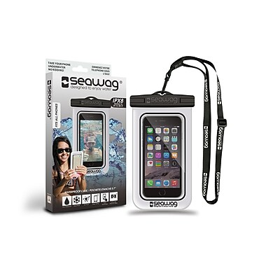 Seawag Universal Waterproof Case for Smartphone 5.7