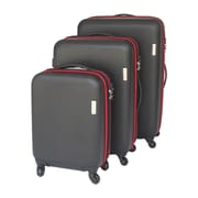 Flo KY-8538 Hard Luggage 3 Pcs Trolley Set