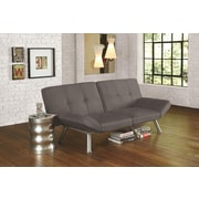 DHP Contempo Futon, Grey Mattress (2001419)