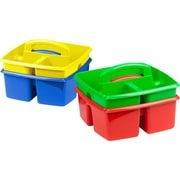 Storex Supply Caddy Bin, 4/Pack (00961B06C)