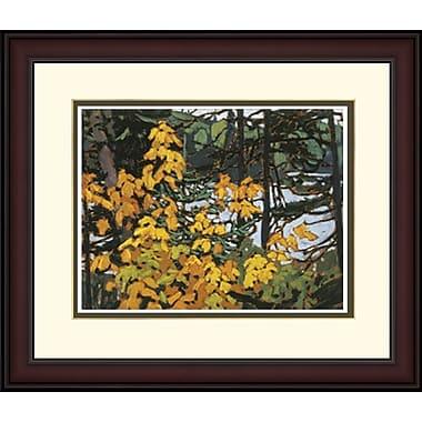 Northland Art ? « Autumn, Algoma » par Lawren Harris, 34 x 38 po (S-SCLH34)
