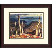 """Northland Art October, Lake Superior by A.J. Casson, 34"""" x 38"""" (S-NCAC033)"""
