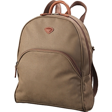 Jump (Upsalla 4432a) Teardrop Backpack in Polysuede Coated on Polyester